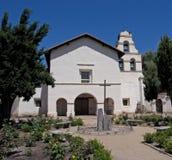 Misión San Juan Bautista Foto de archivo