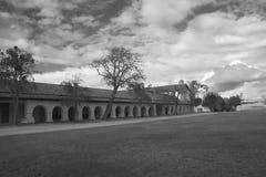 Misión San Juan Bautista imagenes de archivo