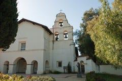 Misión San Juan Bautista Imagen de archivo libre de regalías