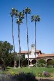 Misión San Juan Capistrano Foto de archivo libre de regalías