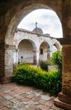 Misión San Juan Capistrano imagenes de archivo