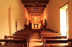 Misión San Juan Interior imágenes de archivo libres de regalías