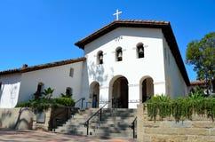 Misión San Luis Obispo de Tolosa Fotos de archivo libres de regalías