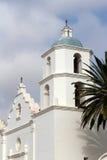 Misión San Luis Rey foto de archivo libre de regalías