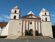 Misión Santa Barbara fotos de archivo libres de regalías