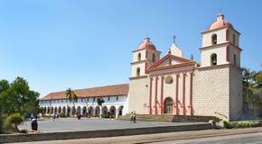 Misión Santa Barbara Fotografía de archivo