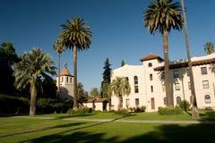 Misión Santa Clara Fotografía de archivo libre de regalías