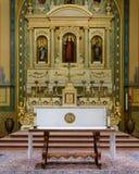 Misión Santa Clara Imagen de archivo libre de regalías