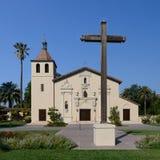 Misión Santa Clara Fotografía de archivo