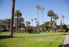Misión Santa Clara de Asis Fotos de archivo libres de regalías