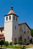 Misión Santa Clara de Asis Foto de archivo libre de regalías