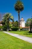 Misión Santa Clara de Asis Imagen de archivo