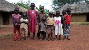 Misión trabajo-Uganda y x28; Eastern& x29; imagen de archivo libre de regalías