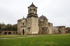 Misi?n hist?rica San Jose en San Antonio, Tejas fotografía de archivo libre de regalías