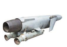 Misil Anti-ship Fotografía de archivo libre de regalías