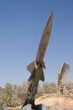 Misil antiaéreo Fotos de archivo libres de regalías