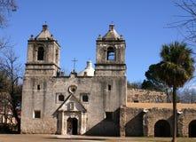 Misión Concepción San Antonio Imagen de archivo