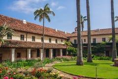 Misión de Santa Barbara Fotografía de archivo libre de regalías
