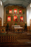 Misión San Juan Bautista Foto de archivo libre de regalías