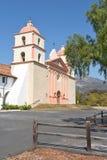 Misión Santa Barbara Imágenes de archivo libres de regalías