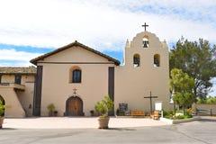 Misión Santa Ines Imágenes de archivo libres de regalías