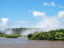 Misiones River Royalty Free Stock Photo