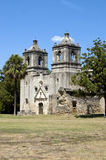 Misja Concepcion, San Antonio, Teksas, USA Zdjęcia Royalty Free