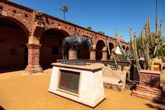 Misja San Juan Capistrano w Południowym Kalifornia Fotografia Stock