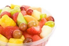 miska sałatka owocowa zdjęcia royalty free