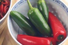 miski chile zdjęcia royalty free