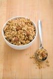 miski granola Zdjęcie Royalty Free