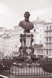 Mislukking van Benvenuto Cellini, Florence Stock Fotografie