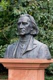 Mislukking van Franz Liszt Stock Afbeeldingen