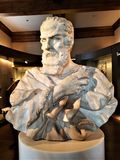 Mislukking van Galileo in Galileo Museum in Florence royalty-vrije stock afbeeldingen