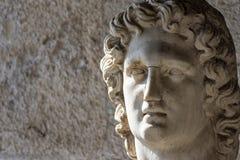 Mislukking van Griekse god van licht royalty-vrije stock afbeeldingen