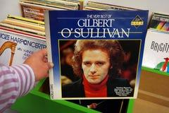 Mismo el mejor de Gilbert O'Sullivan fotos de archivo