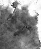 MISMO resolución de la ALTURA Fondo geométrico del extracto de la pintada Textura negra del movimiento de la pintura acrílica en  imagenes de archivo