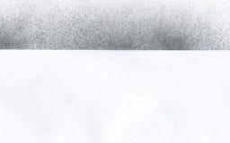 MISMO resolución de la ALTURA Papel pintado con efecto del aerógrafo Textura negra del movimiento de la pintura acrílica en el Li Foto de archivo