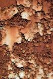 Mismo Rusty Paint Fotos de archivo libres de regalías