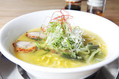 Miso ramen Stock Photos