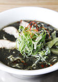 Miso ramen Royalty Free Stock Photography