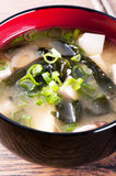 Miso soep Stock Foto's