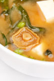 Miso soup Royalty Free Stock Photos