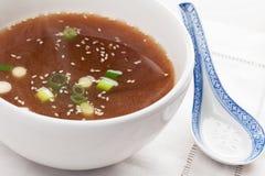 Miso Soup Royalty Free Stock Photo