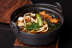 Miso-Suppe Lizenzfreies Stockbild