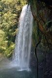 Misol-Ha waterfall, Chiapas, Mexico, Royalty Free Stock Photography
