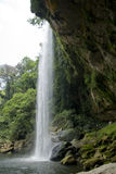 Misol Ha waterfall Royalty Free Stock Images