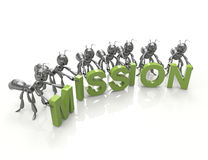 missão Fotos de Stock
