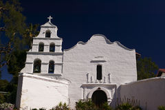 Missão Alcala de San Diego Imagens de Stock Royalty Free