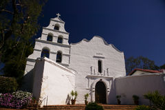 Missão Alcala de San Diego Imagem de Stock Royalty Free